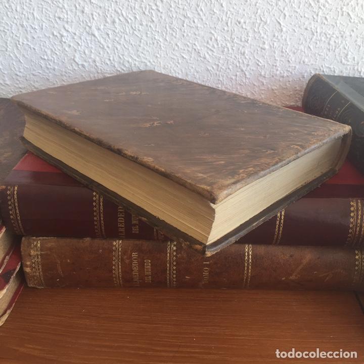 Libros antiguos: Las memorias del diablo, Federico Soulié. 1849 Tomos I y II - Foto 5 - 146732656