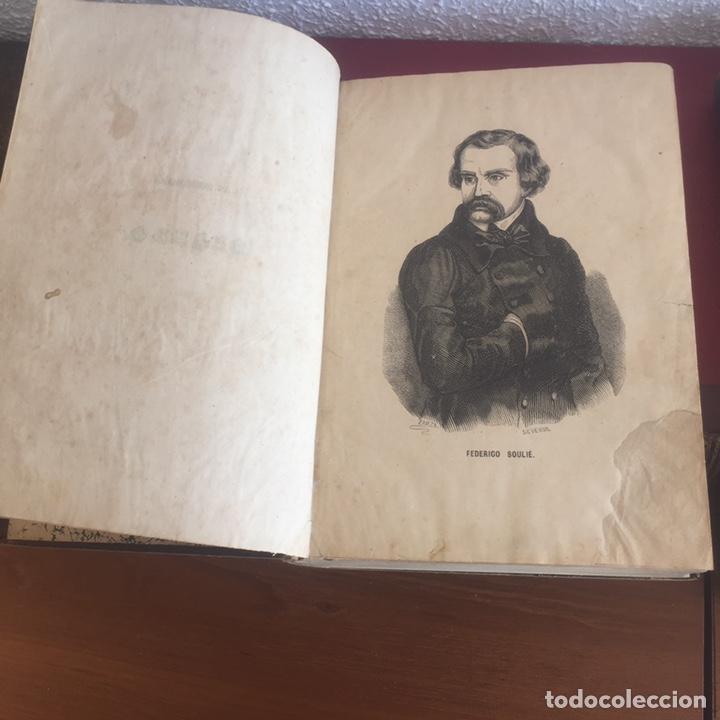 Libros antiguos: Las memorias del diablo, Federico Soulié. 1849 Tomos I y II - Foto 8 - 146732656