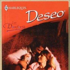 Libros antiguos: NOVELA ROMANTICA HARLEQUIN DESEO. LA AMANTE DEL SENADOR DE LEANNE BANKS. Lote 147082510