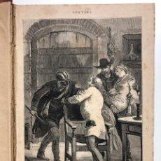 Libros antiguos: A. MENDOZA DE LASERNA. LA HIJA DEL MISTERIO. 1880. Lote 148809366