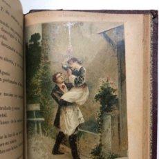 Libros antiguos: ENRIQUE PÉREZ ESCRICH. LA CARIDAD CRISTIANA. 1906. Lote 148812910