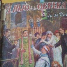 Libros antiguos: EL HIJO DE LA OBRERA. Lote 150566954