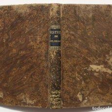 Libros antiguos: ESTELA, NOVELA PASTORAL EN PROSA Y VERSO. - FLORIAN, JEAN PIERRE CLARIS DE.. Lote 152031258