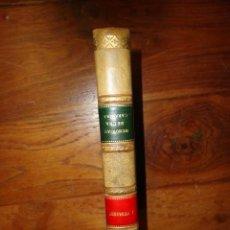 Libros antiguos: MEMORIAS DE UNA CARABINA. - FERRAGUT, JUAN.-. Lote 155234042