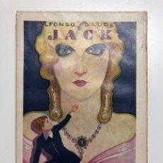 Libros antiguos: ALFONSO DAUDET. JACK. 1933. Lote 155813670