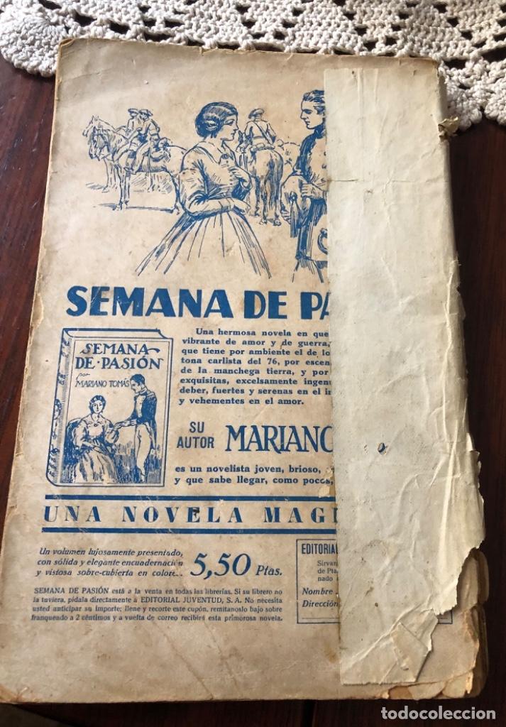 Libros antiguos: ANTIGÜA Y CURIOSA NOVELA SOBRE LAS ESPOSAS , AÑO 1.931 - Foto 3 - 157677090