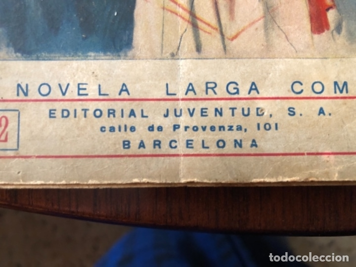 Libros antiguos: ANTIGÜA Y CURIOSA NOVELA SOBRE LAS ESPOSAS , AÑO 1.931 - Foto 4 - 157677090