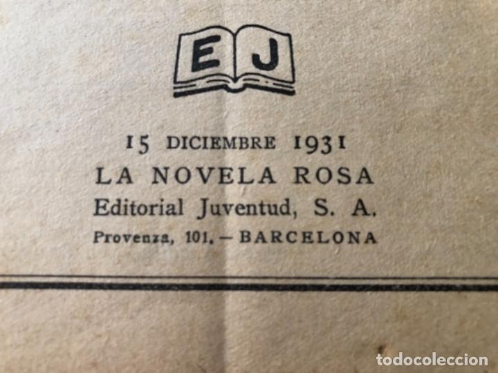 Libros antiguos: ANTIGÜA Y CURIOSA NOVELA SOBRE LAS ESPOSAS , AÑO 1.931 - Foto 6 - 157677090