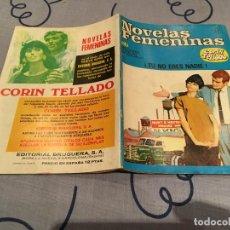 Libros antiguos: NOVELAS FEMENINAS. BRUGUERA. Nº17. Lote 158126890