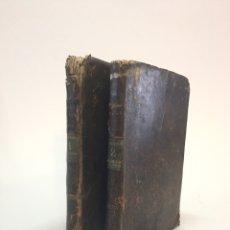 Libros antiguos: FÉLIX Y PAULINA - P. BLANCHARD - IMPRENTA VILLALPANDO 1806 - PRIMERA EDICIÓN - 2 TOMOS. Lote 168397378