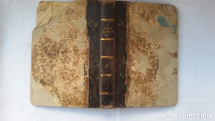 Libros antiguos: La enferma del corazón, de D. Gregorio Romero Larrañaga. Madrid.1859. Tomo II - - Foto 4 - 169694200