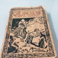 Libros antiguos: LAS IDEAS DE TELLO TÉLLEZ. COMO EL CRISTAL. AMADO NERVO. VOL XIX. 1921,PRIMERA EDICIÓN.NUEVA MADRID. Lote 170079570
