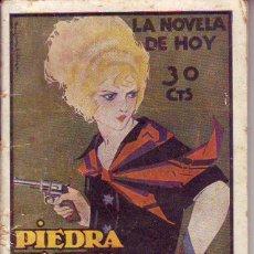 Libros antiguos: PIEDRA DE LUNA - BLASCO IBANEZ - 1926. Lote 171076479