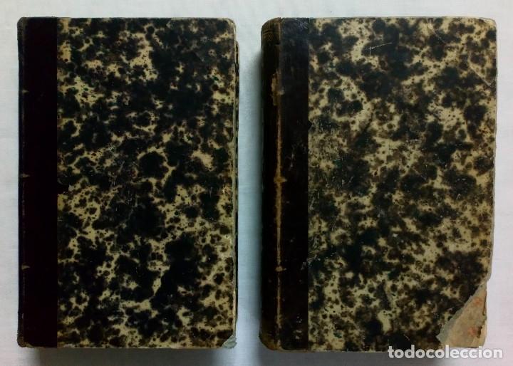 Libros antiguos: LA ESPOSA MÁRTIR. ENRIQUE PÉREZ ESCRICH. OBRA COMPLETA EN 2 TOMOS. AÑO 1873. - Foto 2 - 172366850