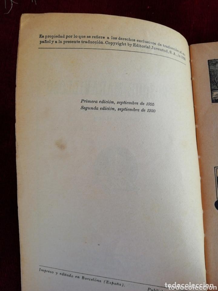 Libros antiguos: El bosque maravilloso. Jeanne de Coulomb. La novela rosa. Editorial Juventud. Año 1930 - Foto 4 - 172500229
