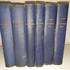 Libros antiguos: LA NOVELA ROSA (6 TOMOS). Lote 172930687