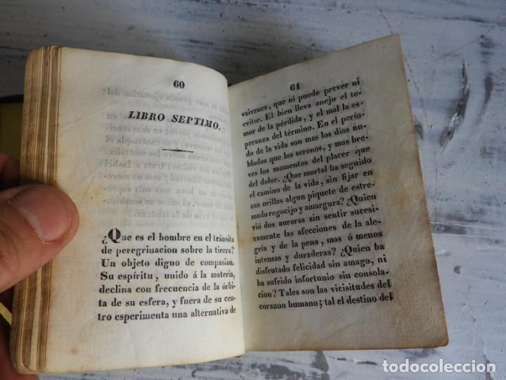 Libros antiguos: LIBRO LOS AMANTES DE TERUEL AÑO 1838 TOMO II IMPR. CABRERIZO - Foto 4 - 175357788