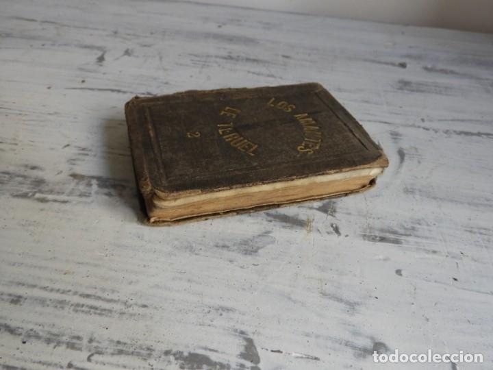 Libros antiguos: LIBRO LOS AMANTES DE TERUEL AÑO 1838 TOMO II IMPR. CABRERIZO - Foto 6 - 175357788