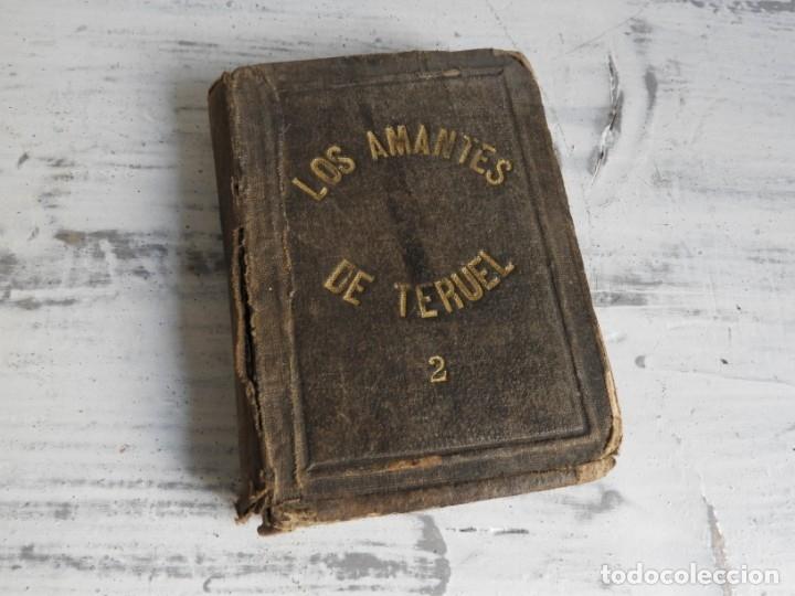 Libros antiguos: LIBRO LOS AMANTES DE TERUEL AÑO 1838 TOMO II IMPR. CABRERIZO - Foto 7 - 175357788