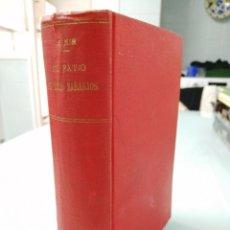 Libros antiguos: EL PATIO DE LOS NARANJOS. GUILLERMO HERNÁNDEZ MIR. MADRID, 1920. ED.PUEYO.. Lote 176488469