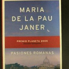 Libros antiguos: PASIONES ROMANAS. Lote 176893683