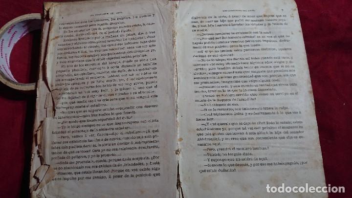 Libros antiguos: LOS CABALLEROS DEL AMOR MEMORIAS DEL REINADO DE CARLOS III POR ALVARO CARRILLO TOMO I Y II AÑO 1878 - Foto 4 - 178866322
