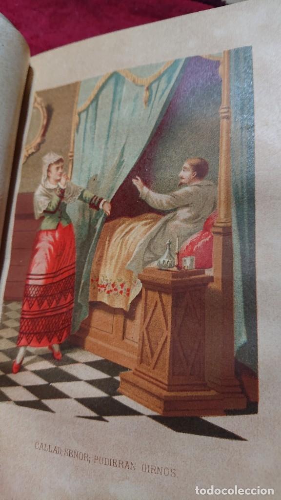Libros antiguos: LOS CABALLEROS DEL AMOR MEMORIAS DEL REINADO DE CARLOS III POR ALVARO CARRILLO TOMO I Y II AÑO 1878 - Foto 7 - 178866322