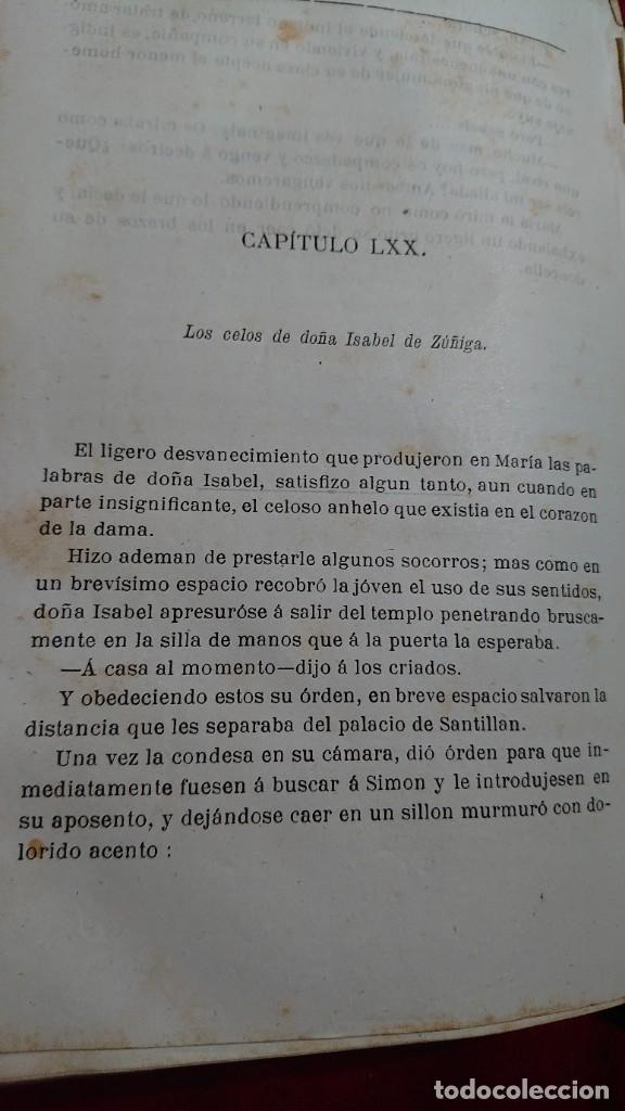 Libros antiguos: LOS CABALLEROS DEL AMOR MEMORIAS DEL REINADO DE CARLOS III POR ALVARO CARRILLO TOMO I Y II AÑO 1878 - Foto 8 - 178866322
