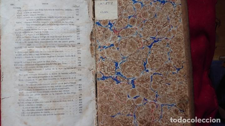 Libros antiguos: LOS CABALLEROS DEL AMOR MEMORIAS DEL REINADO DE CARLOS III POR ALVARO CARRILLO TOMO I Y II AÑO 1878 - Foto 10 - 178866322