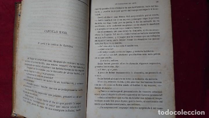 Libros antiguos: LOS CABALLEROS DEL AMOR MEMORIAS DEL REINADO DE CARLOS III POR ALVARO CARRILLO TOMO I Y II AÑO 1878 - Foto 11 - 178866322