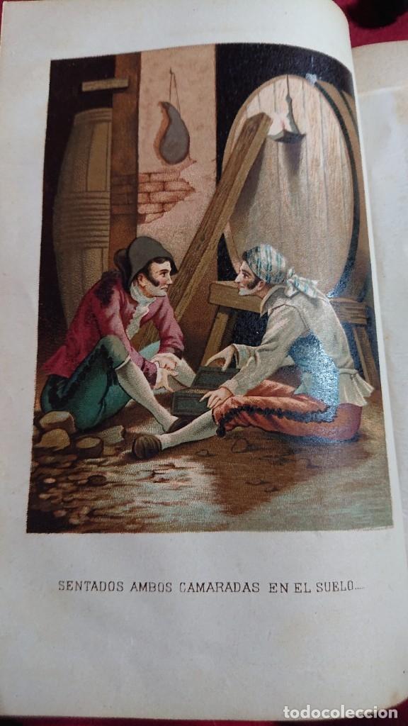 Libros antiguos: LOS CABALLEROS DEL AMOR MEMORIAS DEL REINADO DE CARLOS III POR ALVARO CARRILLO TOMO I Y II AÑO 1878 - Foto 12 - 178866322