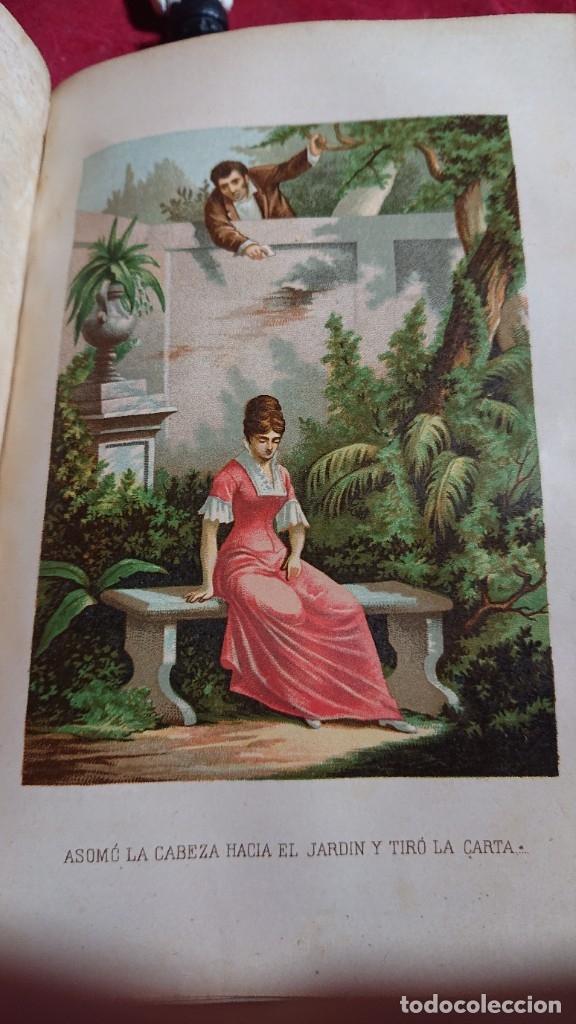 Libros antiguos: LOS CABALLEROS DEL AMOR MEMORIAS DEL REINADO DE CARLOS III POR ALVARO CARRILLO TOMO I Y II AÑO 1878 - Foto 14 - 178866322