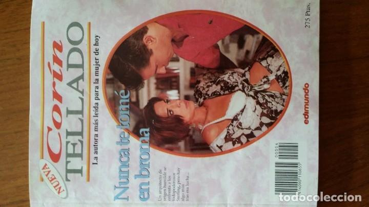 Libros antiguos: LOTE 3 LIBROS CORIN TELLADO EDIMUNDO NOVELA ROMANTICA PARA LA MUJER DE HOY - Foto 4 - 180044900