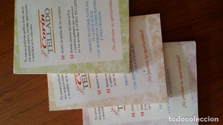 Libros antiguos: LOTE 3 LIBROS CORIN TELLADO EDIMUNDO NOVELA ROMANTICA PARA LA MUJER DE HOY - Foto 5 - 180044900