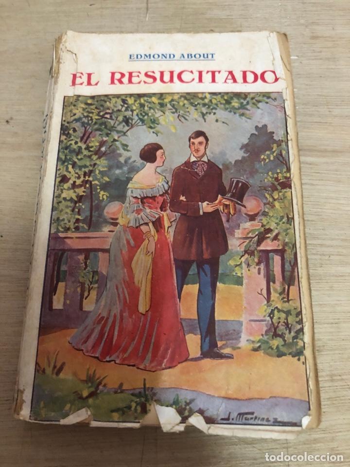 EL RESUCITADO (Libros antiguos (hasta 1936), raros y curiosos - Literatura - Narrativa - Novela Romántica)