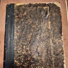 Libros antiguos: PRIMERA EDICIÓN CRUZ DE FLORES Y CRUZ DE ESPINAS ANTONIO DE PADUA LÁMINAS EUSEBIO PLANAS ESPASA. Lote 182295223