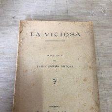 Libros antiguos: LA VICIOSA. Lote 184338471