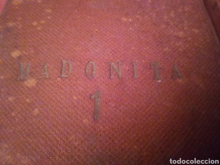 Libros antiguos: MADONITA (2 tomos gordos) FOLLETIN,NOVELA ROMANTICA . LAURO LAURI. PRINCIPIOS SIGLO XX (completa) - Foto 2 - 184805173