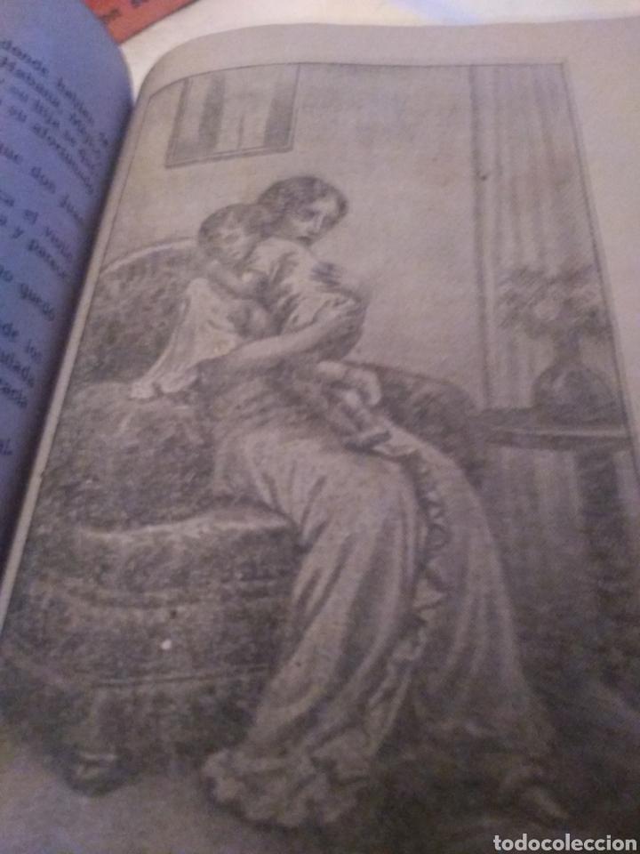 Libros antiguos: MADONITA (2 tomos gordos) FOLLETIN,NOVELA ROMANTICA . LAURO LAURI. PRINCIPIOS SIGLO XX (completa) - Foto 8 - 184805173