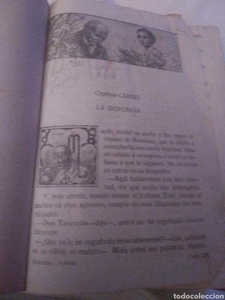 Libros antiguos: MADONITA (2 tomos gordos) FOLLETIN,NOVELA ROMANTICA . LAURO LAURI. PRINCIPIOS SIGLO XX (completa) - Foto 10 - 184805173