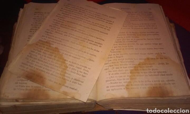 Libros antiguos: MADONITA (2 tomos gordos) FOLLETIN,NOVELA ROMANTICA . LAURO LAURI. PRINCIPIOS SIGLO XX (completa) - Foto 14 - 184805173