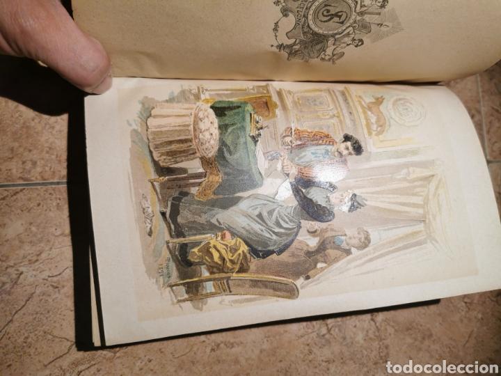 Libros antiguos: Corazón de mujer por Álvaro carrillo tomó 1año 1891 - Foto 2 - 187211908