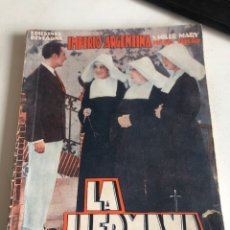 Libros antiguos: LA HERMANA SAN SULPICIO. Lote 188656825