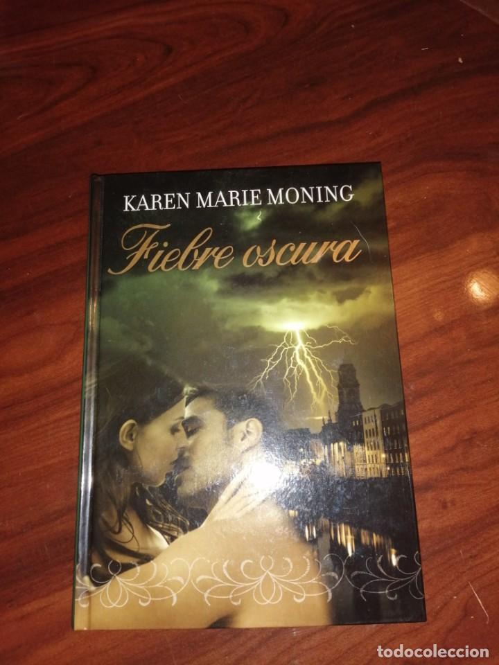 FIEBRE OSCURA (Libros antiguos (hasta 1936), raros y curiosos - Literatura - Narrativa - Novela Romántica)