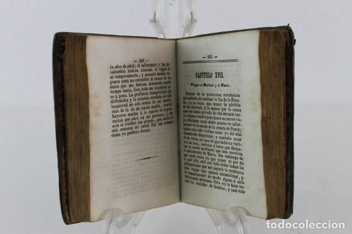 Libros antiguos: MARIA HIJA DEL INFORTUNIO, BARON DE BLAISEL, BARCELONA IMPRENTA MANUEL SAURI. 1851 - Foto 2 - 192896615