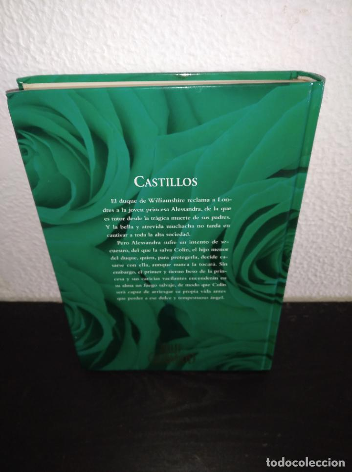 Libros antiguos: Julie Garwood castillos novela tapa dura - Foto 3 - 192960370