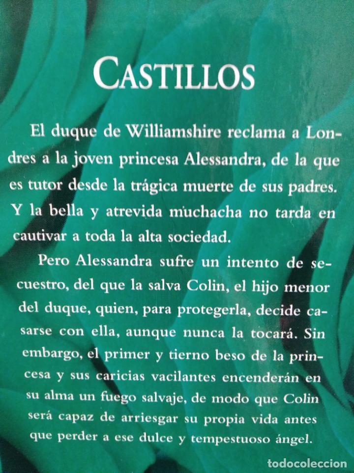 Libros antiguos: Julie Garwood castillos novela tapa dura - Foto 4 - 192960370