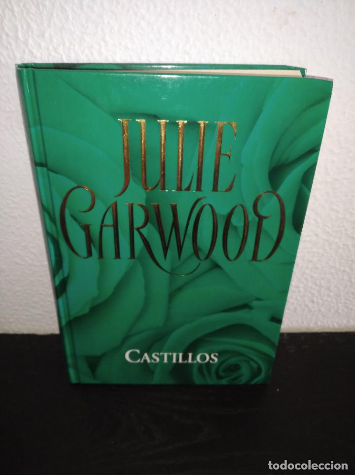 JULIE GARWOOD CASTILLOS NOVELA TAPA DURA (Libros antiguos (hasta 1936), raros y curiosos - Literatura - Narrativa - Novela Romántica)