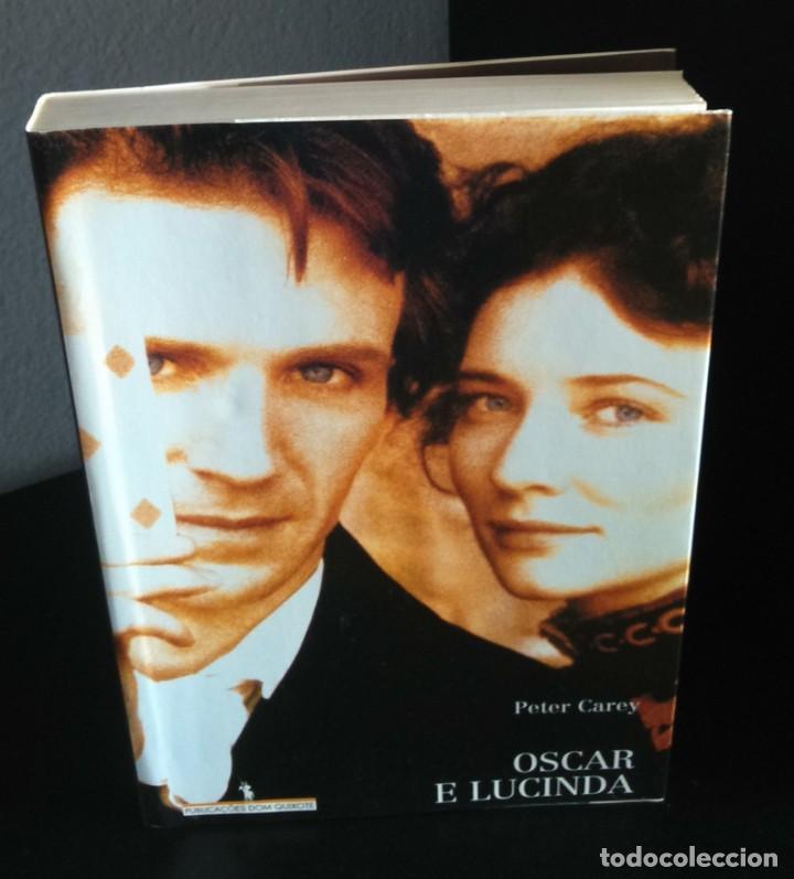 OSCAR E LUCINDA DE PETER CAREY (Libros antiguos (hasta 1936), raros y curiosos - Literatura - Narrativa - Novela Romántica)