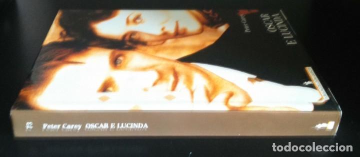 Libros antiguos: Oscar e Lucinda de Peter Carey - Foto 3 - 194152448